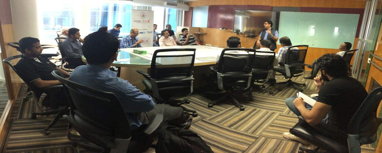 Evangelisation workshop with Startup Cell, KBITS