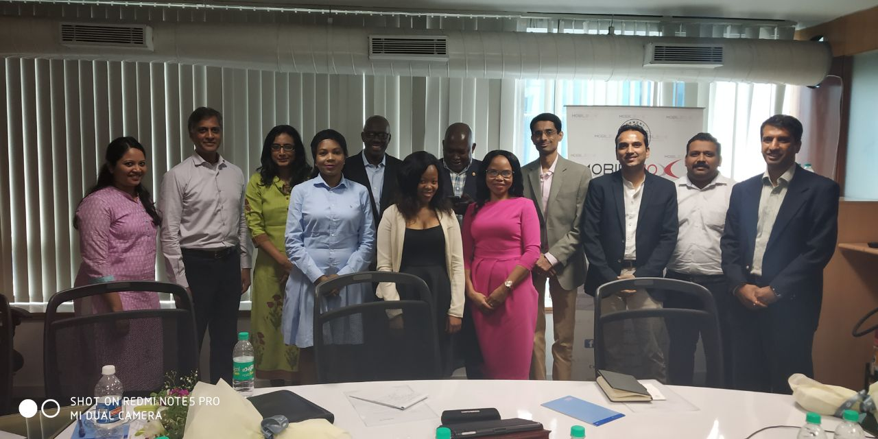 Delegation from Swaziland(Africa) (Royal Science and Technology Park)