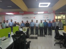 Hartron organized a brainstorming session @Mobile10xGururgram