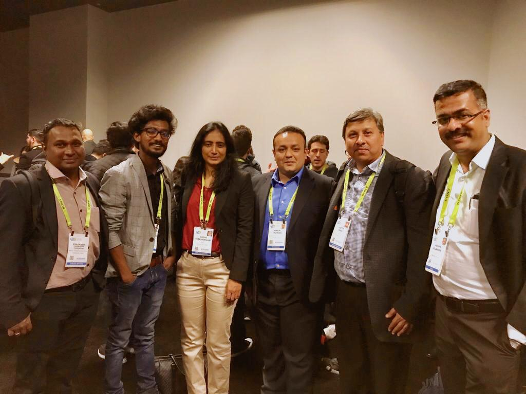 Delegation to CES , Las Vegas   ( IAMAI Startup Foundation Global Outreach Program)