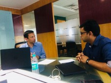 Mobile 10x Organised A Workshop With Startup Cell, KBITS